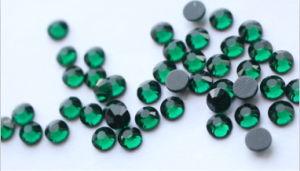 Ss10 Flatback Clear Acrylic Crystal DMC Rhinestones Rgd-026