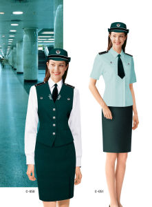 Air Uniform Can Be Custom Fabrics or Color, Air Clothing pictures & photos