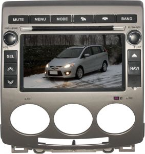 Car GPS DVD Player for Old Mazda5 (GM-8028)