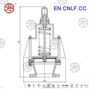 Lf-8136 Pressure/Vacuum Relief Valve