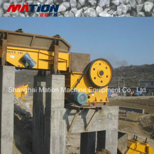 PE Qualified Jaw Crusher, Stone Crusher pictures & photos