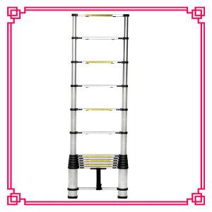 Retractable Ladder / Aluminum Extension Ladder/ pictures & photos
