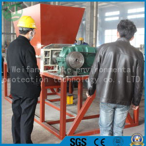 Manufacturers Selling Hospital, Towns, The Stink Biaxial Shredding Machine pictures & photos