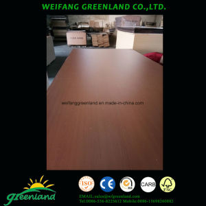 Hardwood Core PVC Film Plywood for Furniture pictures & photos