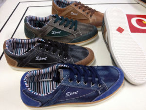 New Style Men Shoes Casual Shoes Leisure Shoes (LG0411-11) pictures & photos