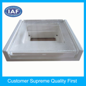 Custom Good Quality Small Plastic Box with Clear Face Plate pictures & photos