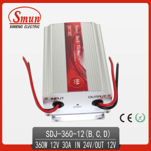 360W Power Converter, 24V-12V 30A DC-DC Step Down Inverter pictures & photos