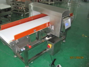 Auto Conveyor Metal Detector for Heavy Product Inspection pictures & photos
