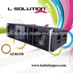 "2X12"" 1800W Professional Line Array for Outdoor Stage Speaker System"