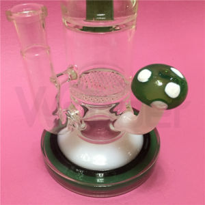 Colorful Glass Water Pipe for Smoking pictures & photos