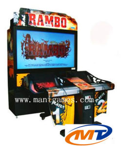 Hot Sale Rambo Amusement Game Machine (MT-2011) pictures & photos