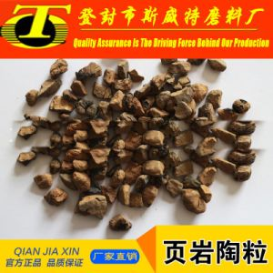 Factory Supply Water Treatment Materials 2-4mm Ceramsite Sand pictures & photos