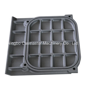 Low Pressure Casting Aluminum Plate for Machine