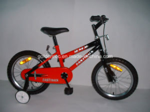 "16"" Steel Frame Children Bicycle (1605) pictures & photos"