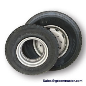 Truck Tyre and Wheel Factory R16 R20 R22 R17.5 R19.5 R22.5 pictures & photos