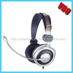 Computer Headphone, PC Stereo Headset (VB-9333M) pictures & photos