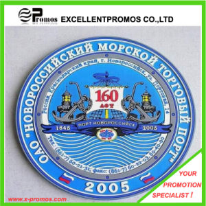 Fashional Style Logo Printed Soft PVC Coaster (EP-PC55516) pictures & photos