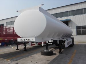 50 Tons Fuel Tanker/ Truck 50000 Liters Tank Truck Semitrailer pictures & photos