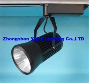 Yaye COB 30W /20W Dimmable LED Track Light with CE/RoHS/ 3 Years Warranty pictures & photos