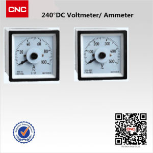 Electromagnetic Series (moving coil) DC Ammeter/Voltmeter pictures & photos