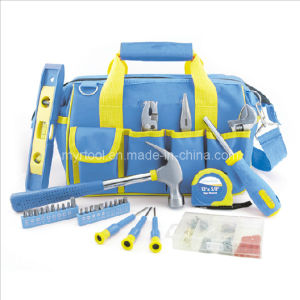 31PCS Mechanical Cavas Tool Bag Set (FY1031B) pictures & photos