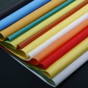 Eco-Friendly Polypropylene Pet Spunbond Non-Woven Fabric pictures & photos
