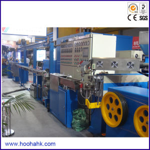 Multi Color Cable and Wire Extrusion Machine pictures & photos