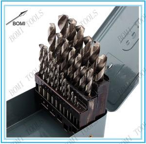 25PCS Twist Jobber Length Drill Bit Set pictures & photos