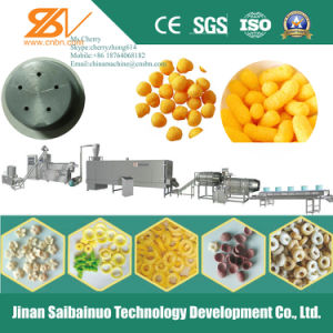 Snacks Food Manufacturing Machine pictures & photos
