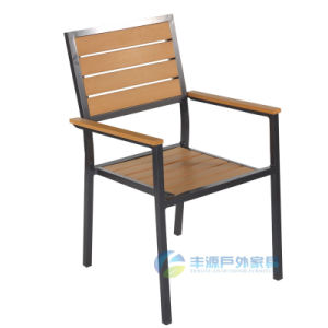 High-Density Polywood Outdoor Garden Chair (FY-010WXC)