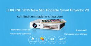 LED Mini WiFi Portable DLP Projector