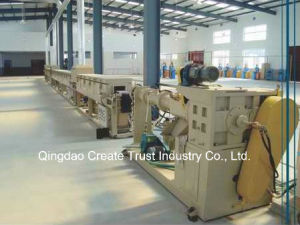 2017 High Technical Microwave EPDM/SBR/NBR/Silicone Rubber Extruding and Vulcanizing Machine pictures & photos
