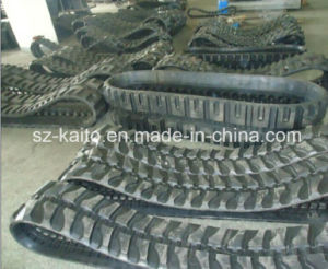 Top Selling Excavator Rubber Track pictures & photos