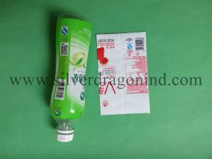 Bottle Packaging Heat PVC Shrink Label pictures & photos