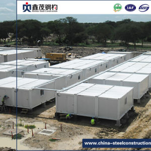 Portable Standard Container House for Container Home pictures & photos