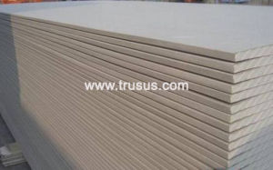 Made-in-China Standard Gypsum Plaster Board