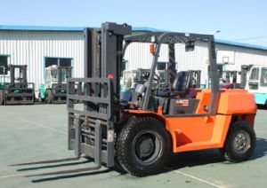 High Quality Dalian Brand 5ton Diesel Forklift Isuzu 6bg1 Engine pictures & photos