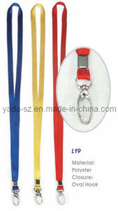 Polyster Lanyard (L19) pictures & photos