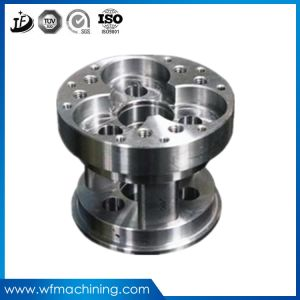 OEM Machining Stainless Steel CNC Machine Part From China Manufacturer pictures & photos