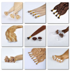 Wholesale Preminum Quality European Remy Human Hair Extension