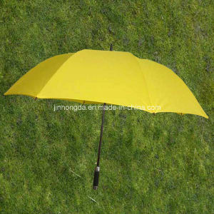 "Fiberglass Durable 27""X8k Sun and Rain Straight Umbrella (YSS0084) pictures & photos"