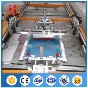 Automatic Silk Used Screen Pringting Machine for Clothes pictures & photos