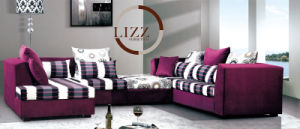 Home Furniture Corner Fabric Sofa pictures & photos