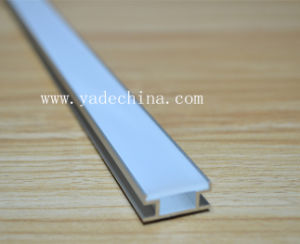 16X16mm Square LED Aluminum Profile Aluinum Extruction Profile pictures & photos