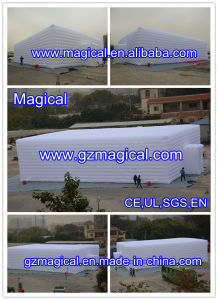 Newly Design Inflatable Cube Tent (MJE-138) pictures & photos