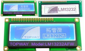 132X32 Graphic LCD Module Cog Type LCD Display (LM13232B/E/D) pictures & photos