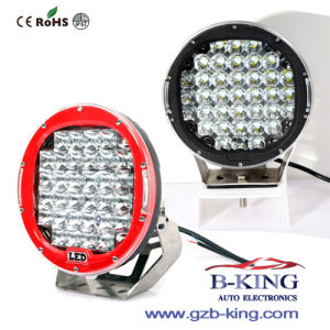 9inch 185W LED Work Light for Trucks pictures & photos