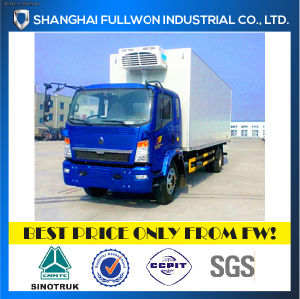 Sinotruk 5ton Rhd Refrigerated Truck pictures & photos