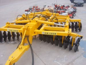 Heavy Duty Disc Harrow, Disk Plough pictures & photos