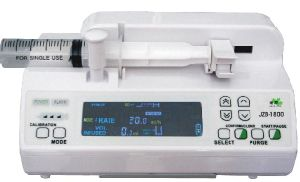 Portable Medical Sringe Pump Jaz1800 pictures & photos